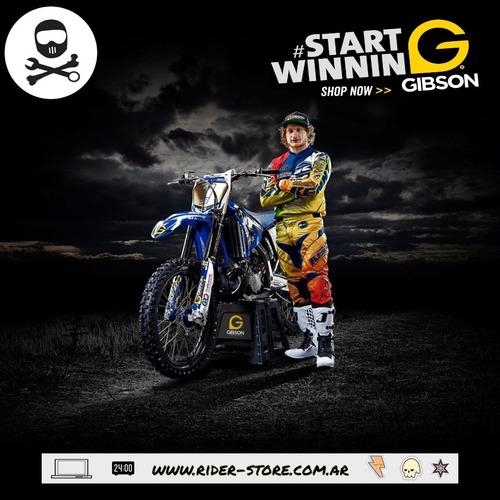 Cubierta Semi Pala Tornado Xtz Gibson Power Tech Rider Store