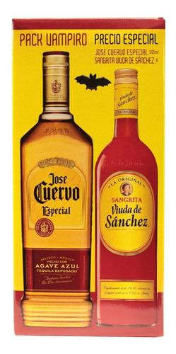 Paquete Vampiro Tequila Sangrita 695 Ml