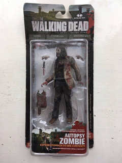 The Walking Dead - Autopsy Zombie (series 3) Nuevo