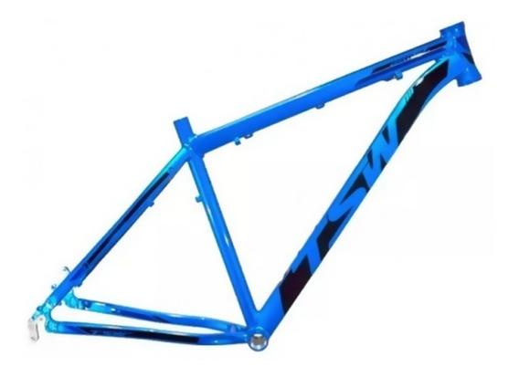Quadro Bicicleta 26 Tsw Pressure Alumínio Aro 26