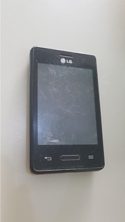 Celular LG Optimus L3 Ii E425 Para Retirar Peças Os 6656