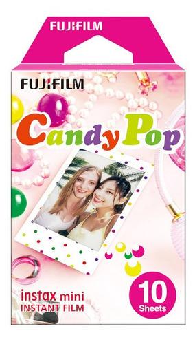 Fujifilm Cartucho Fuji Instax Mini Candypop 10 Hojas