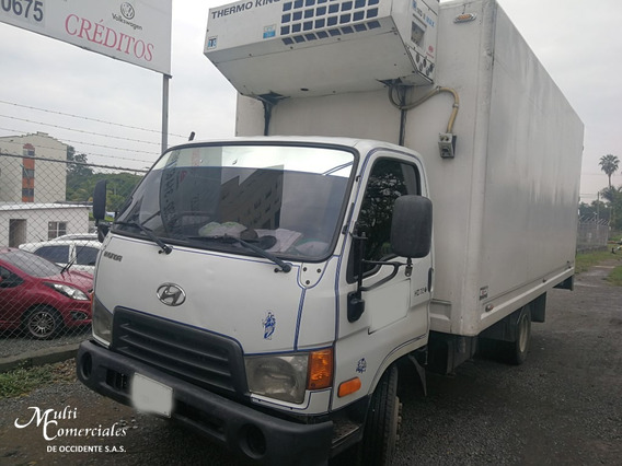 Hyundai Hd72 Mod 2007 Furgon Aislado Thermo Para 5 Toneladas