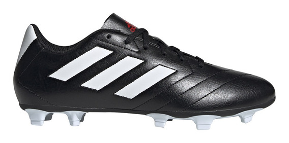 Botines Con Tapones adidas Goletto Vii Fg Hombre Ng/bl