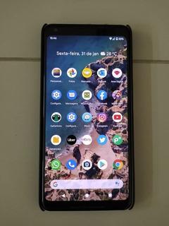 Google Pixel 2 Xl - 128gb - Touch Não Funciona