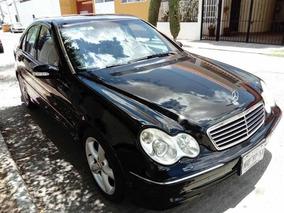 Mercedes-benz Clase C C230 Kompresor