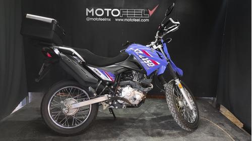 Imagen 1 de 10 de Motofeel Cdmx - Yamaha Xtz 150 @motofeelmx