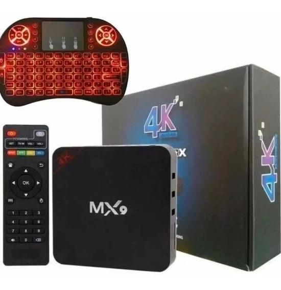 Aparelho Para Transformar Sua Tv Em Smart + Mini Teclado