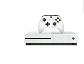 Xbox One S Microsoft 1 Tb + Branco Novo