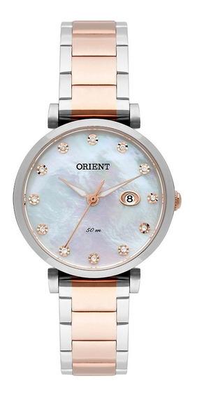 Relógio Orient Ftss1112 Eternal Cristais Swarovski