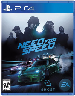 Need For Speed Ps4 - Juego Fisico