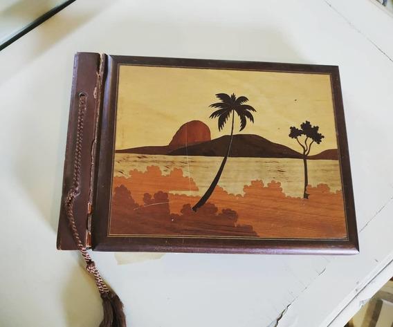 Álbum Fotográfico Antigo