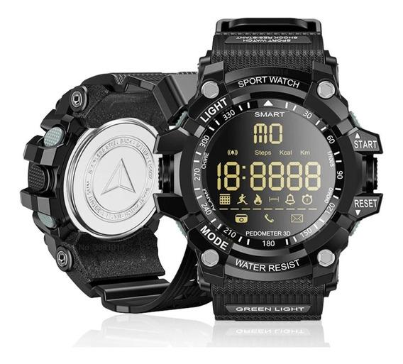Relógio Multifunções Lokmat Ex 16 Modelo Militar