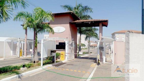 Apartamento Com 2 Dormitórios À Venda, 48 M² - Jardim Santa Maria (nova Veneza) - Sumaré/sp - Ap6764