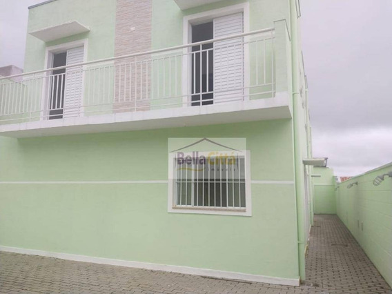 Casas À Venda, 68 M² Por R$ 175.000 - Vila São Paulo - Mogi Das Cruzes/sp - Ca0649