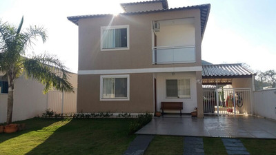 Casa Maricá Inoa Cond Duplex Piscina