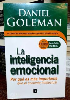 Regalo + Libro La Inteligencia Emocional Edición Actualizad