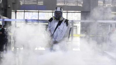Desinfección Contra Virus, Hongos, Bacterias, Etc - Coronavi