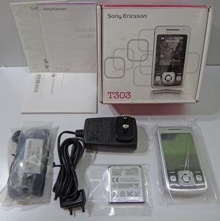 Celular Sony T303 ( Telcel ) Nuev0 + Regalitos