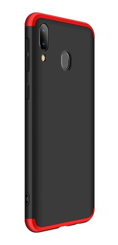 Funda 360 Luxury Samsung M20 + Vidrio + Cuotas