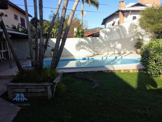 Casa Com 3 Dormitórios À Venda, 209 M² Por R$ 950.000,00 - Parque São Jorge - Florianópolis/sc - Ca0619