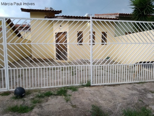 Casa No Bairro Pacaembu Ii - Itupeva - Ca02898 - 34583769