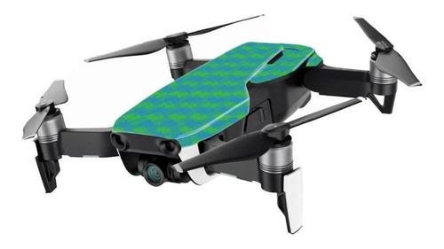 Mightyskins Skin Wrap Para Dji Mavic Air Drone Calcomani-rn2