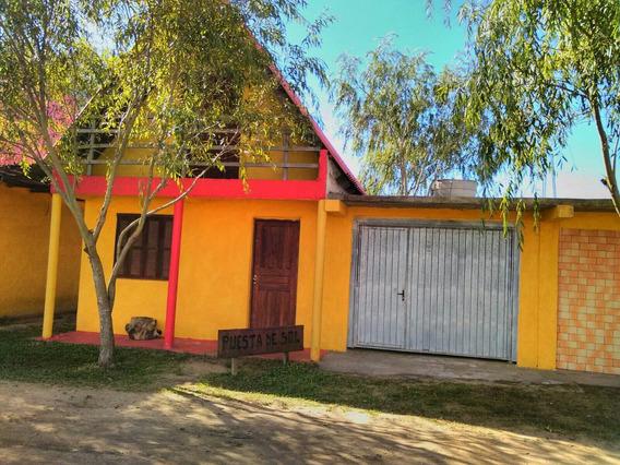 Casa En Alquiler En Barra Del Chuy