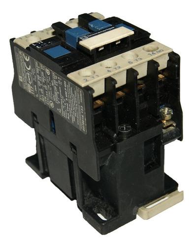 Contactor Lc1d1210 Telemecanique -  25a Bobina 220v