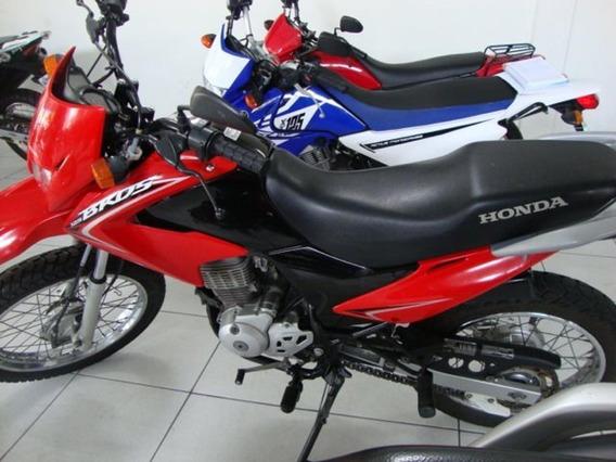Honda Nxr 125 Bros Es Trilha