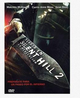 Terror En Silent Hill 2 - Dvd Nuevo Envio Incluido