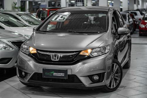 Imagem 1 de 10 de  Honda Fit  1.5 Exl 16v Flex 4p Automático