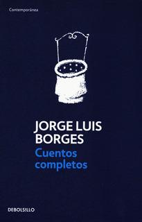Jorge Luis Borges - Cuentos Completos - Libro Nuevo Original