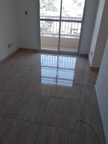 Imagem 1 de 8 de Apartamento Pronto Campestre 2 Dormitorios 1 Vg Santo Andre