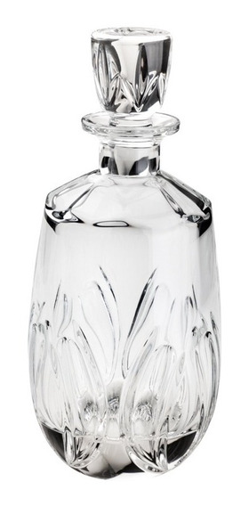 Garrafa De Cristal P/whisky Fire
