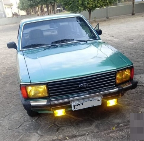 Corcel 2 Ldo 1.6 Gasolina