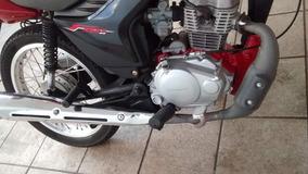 Escapamento Honda Fan 125 2011