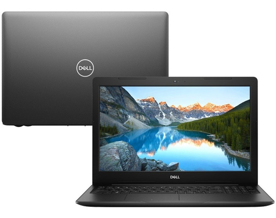 Notebook Dell Core I7 Oitava Geração 8gb 2tb W10 E Video 2gb