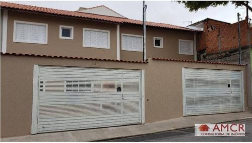 Imagem 1 de 14 de Sobrado Lindo Com 2 Dormitórios À Venda, 57 M² Por R$ 310.000 - Jardim Planalto - São Paulo/sp - So0647