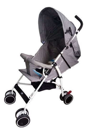 Baby One Coche Paraguita Multiples (grey) Bopa-012