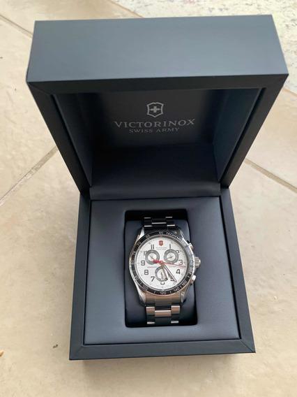 Vendo Relógio Swiss Army Pouquíssimo Uso!!! Muito Novo!!!
