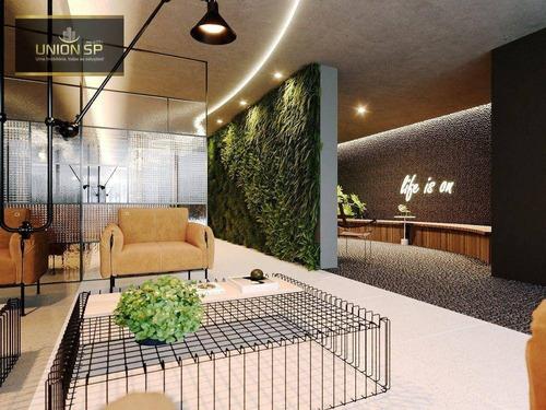 Imagem 1 de 11 de Apartamento Com 3 Dormitórios À Venda, 85 M² Por R$ 1.507.787,00 - Moema - São Paulo/sp - Ap50344