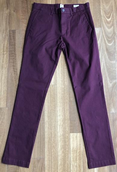 Pantalon Gap Skinny Chino - Eeuu Talle 30x32