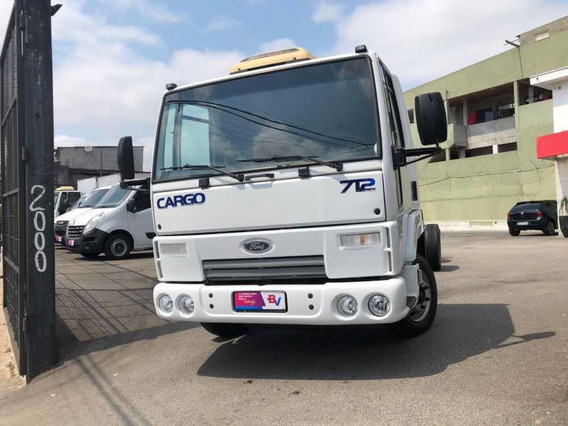Ford Cargo 712 Chassi 2012