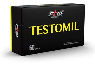 Testomil 60 Cápsulas - Ftw - Ativador Metabolismo Energetico