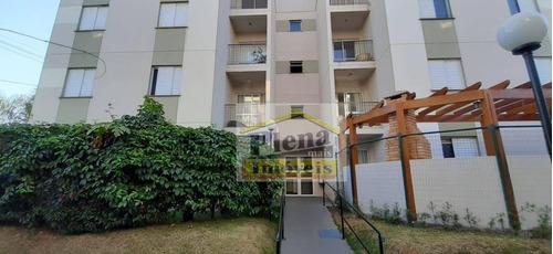 Imagem 1 de 8 de Apartamento Com 2 Dormitórios À Venda, 67 M² Por R$ 175.000 - Recanto Dos Sonhos - Sumaré/sp - Ap1345