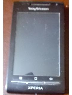 Celular Sony Ericsson Xperia X8 (e15a)