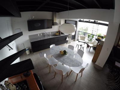Loft Duplex Na Vila Olímpia. Ótima Localização! - Ap24087