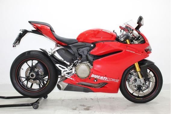 Ducati Superbike 1299 Panigale S 2016 Vermelha - Baixo Km