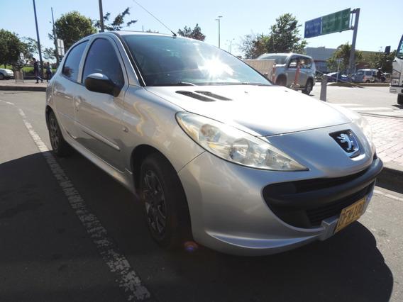 Peugeot 206 + 1.4cc Aa Mt Abs Ct Fe